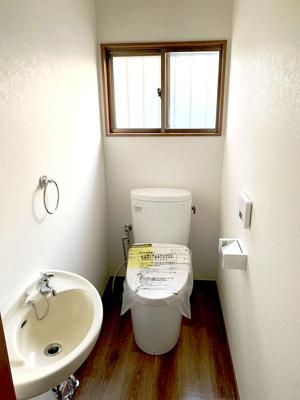 【トイレ】長府浜浦町M戸建