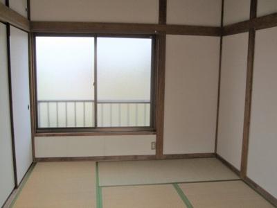 蒲谷テラスハウスB 3LDK 横須賀市湘南鷹取4丁目