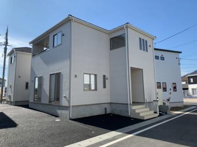 【外観】大津市雄琴4丁目8付近 新築戸建