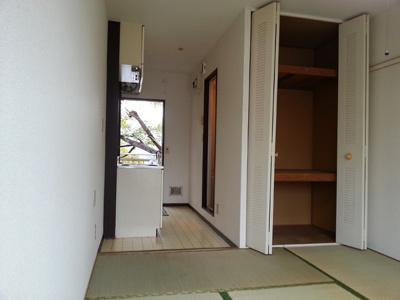 メゾンスズキ 101 鷹取1丁目 明るい居室