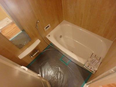【浴室】ベルコモンズ