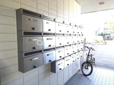メールボックスコーナー
