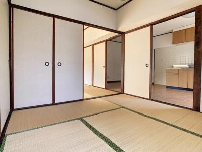【和室】第2フラワーハイツ