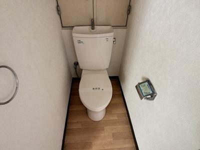 【トイレ】第2フラワーハイツ