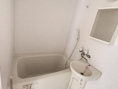 【浴室】第2フラワーハイツ