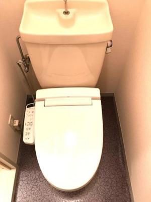 【トイレ】セジュール西村 A棟