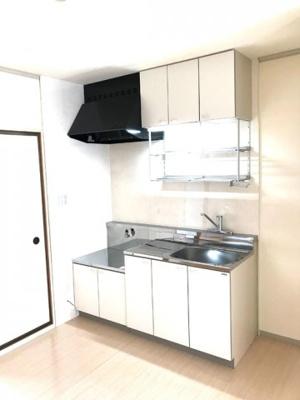 【キッチン】セジュール西村 A棟