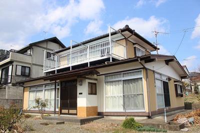 【外観】大船渡市大船渡町字上山・中古住宅