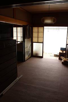 【居間・リビング】大船渡市大船渡町字上山・中古住宅