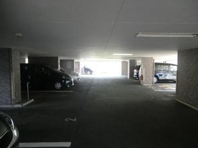 【駐車場】グランソレイユ