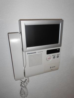 テレビモニターインターホン