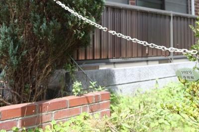 【庭】カントリーハイツ