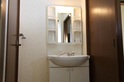 【独立洗面台】カントリーハイツ