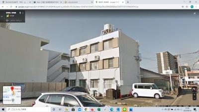 【外観】収益物件 D7松山