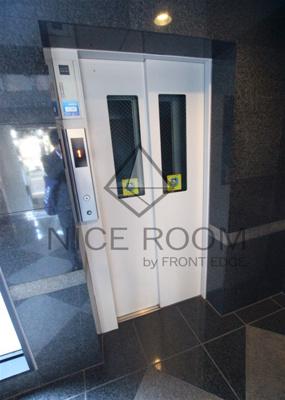 ガラ・シティ白金台 エレベーター