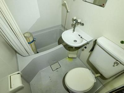 【浴室】中之町ハイツ