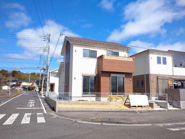 【外観】常陸太田市天神林町新築19-P1 13号棟