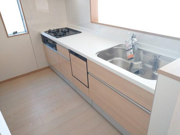 【トイレ】常陸太田市天神林町新築19-P1 13号棟