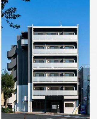 【外観】B CITY APARTMENT IKEBUKURO WEST