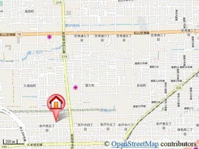 【地図】サザン・クロス