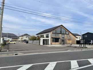 【外観】55433 岐阜市下土居事業用(借地権付建物)