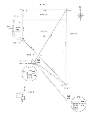 【土地図】土佐市高岡町丙