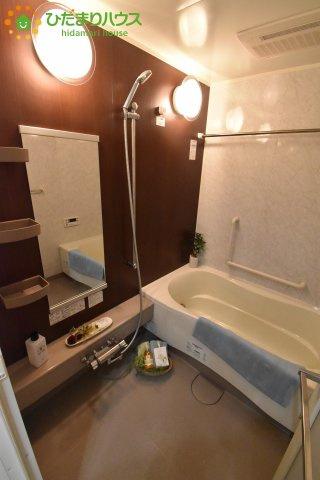 【浴室】西区宝来 中古マンション ブリリアンコートさいたま指扇