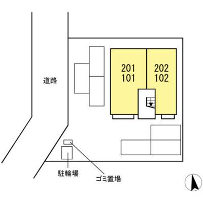 【区画図】カトレア