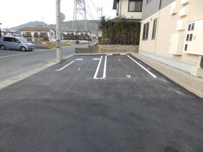 【駐車場】カトレア