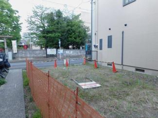 【外観】大田区萩中1丁目 建築条件付き土地