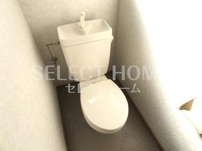 【トイレ】ドエル大西