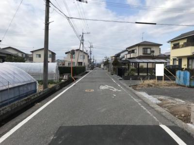 【その他】土佐山田町秦山町 3号地