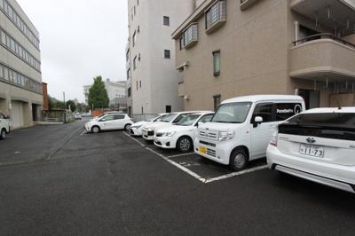 【駐車場】ドミール小林