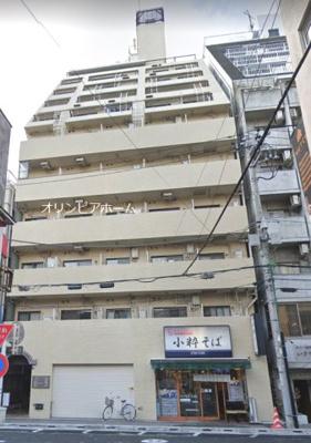 【外観】ライオンズマンション浅草駅前 7階 角 部屋 リ ノベーション済