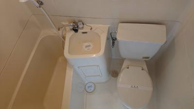 【トイレ】中野グリーンハイツ23棟