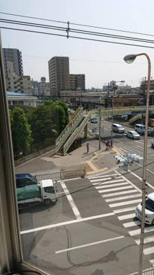 【展望】中野グリーンハイツ23棟