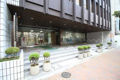 【エントランス】東栄ビルディング