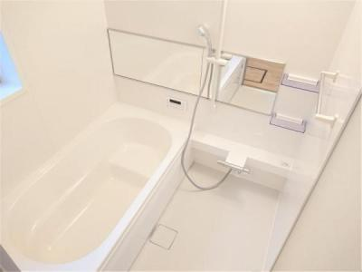 【浴室】能代市中和1丁目・中古住宅 リフォーム済