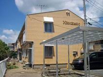 土浦市蓮河原新町のアパートの画像