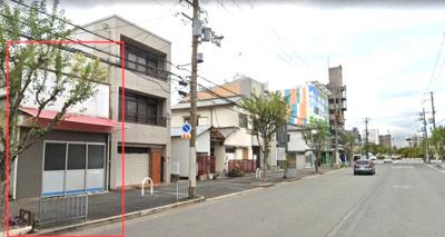 堺区車之町/倉庫事務所 花田口駅から4分 約32坪 2階事務所付