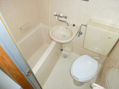 【浴室】カリブ山宮