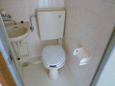 【トイレ】カリブ山宮