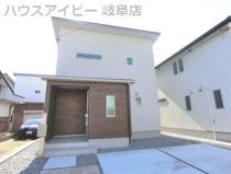 岐阜市野一色 未入居住宅 敷地ゆとりの56坪 お車スペース並列3台可能の画像