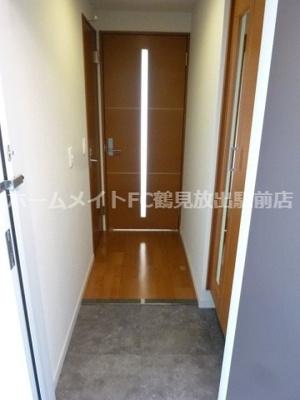 【玄関】JH Apartment