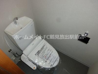 【トイレ】JH Apartment
