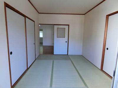 【和室】ホワイト二幸マンション