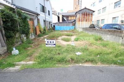 建築条件なし 平地 JR広島駅まで徒歩8分