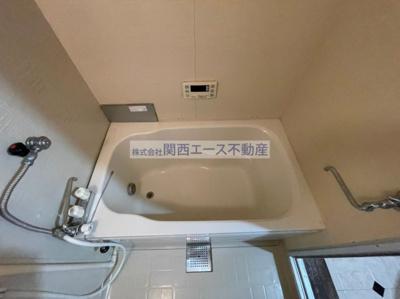 【浴室】グロースハイツ住道Ⅱ