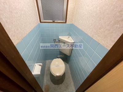 【トイレ】グロースハイツ住道Ⅱ
