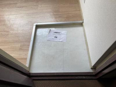 【玄関】グリーンハイム